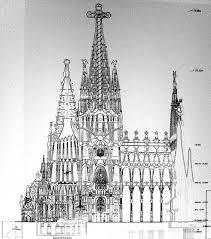 Gothic Architecture Floor Plan More About Sagrada Familia U2013 Barcelona Spain Moreaedesign