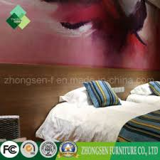 neo chinese style teak business suite hotel furniture bedroom sets