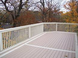 azek deck in homer glen il composite and vinyl pvc photo