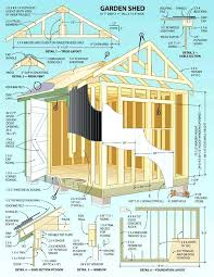 free storage shed plans robys co