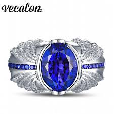 fashion rings aliexpress images Promotion 94 off vecalon engagement wedding band ring for women jpg