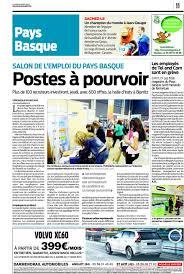 La Rentrée Avec Bureau Vallée Anglet Côte Basque Hockey Sur Glace D1 L Hormadi Anglet En Demi Finale Sports P 12