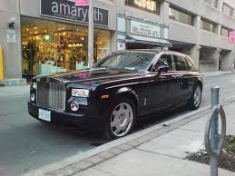 black rolls royce black rolls royce phantom in toronto 4 madwhips