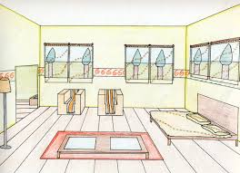 chambre en perspective beautiful chambre perspective gallery ansomone us ansomone us