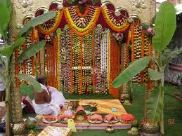 Indian Wedding Mandap Rental Marigolds Indian Decor Ideas Pinterest Mandap Design