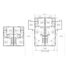 duplex plans 3 bedroom awesome plans de duplex pictures transformatorio us