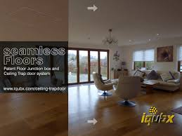 Laminate Floor On Ceiling Ceiling Trap Door Aluminium Access Hatch Patent Design