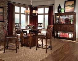 dining room bewitch standard round dining room table dimensions