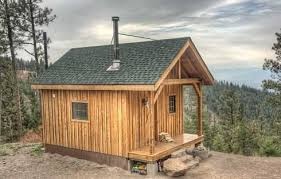small shack plans the rustic hunting cabin in our sights