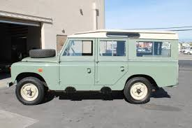 green land rover 1967 land rover 109 for sale 2030279 hemmings motor news