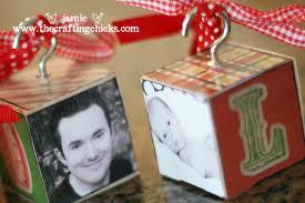 inspirations diy block ornaments