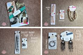 easy diy jewelry styled by tori spelling