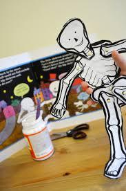 funnybones skeleton craft