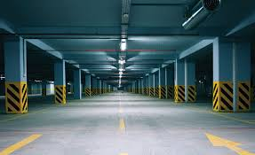 commercial solar lighting for parking lots led applications and solutions myledlightingguide