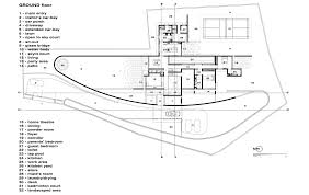 villa fascinating house floor plan running wall residence ground