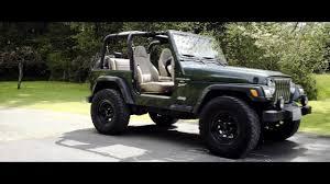 1997 Wrangler Sport 2000 Jeep Tj Wrangler Sport 4 0 L Youtube