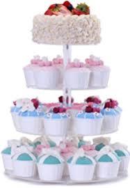wedding cake holder bonnoces acrylic cupcake stand 4 tiers
