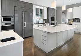 Modern Kitchen Cabinets Nyc Fabulous 20 Stylish Ways To Work With Gray Kitchen Cabinets Grey
