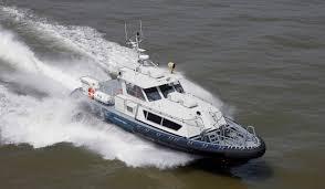 16 m aluminium crew boat 1605 for transporting crew