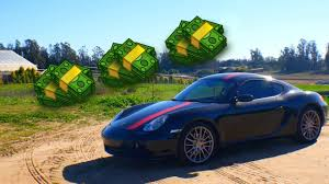 how much does a porsche cayman cost it cost how much porsche 60k mile maintenance