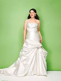 Wedding Dresses For Larger Ladies Figure Flattery How To Find The Best Wedding Dress For Your Body