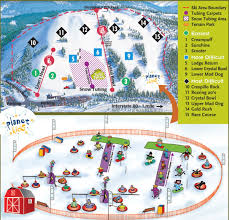 Colorado Springs Trail Map by Soda Springs Trail Map