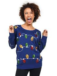 Ugly Christmas Sweater With Lights The 32 Best Ugly Christmas Sweaters