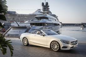 all new mercedes benz s class cabriolet motrface