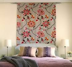 fabric wall decoration creative fabric wall panel headboard for