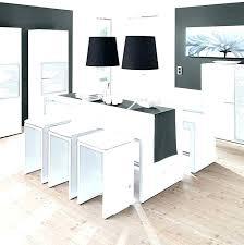cuisine blanche classique photos cuisine blanche bar de cuisine blanc laque table bar blanche
