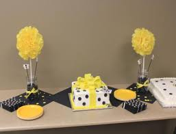 bee baby shower ideas sweet t events bumble bee baby shower
