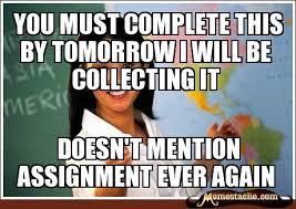 Unhelpful Highschool Teacher Memes - unhelpful high school teacher meme relatable pinterest meme