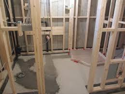 Plumbing For Basement Bathroom by Aggroup Inc Orsag Basement Bathroom Rough In