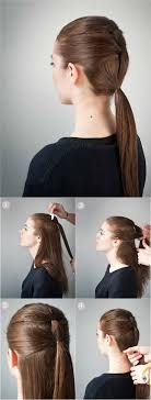 easy and quick hairstyles for school dailymotion easy ponytail hairstyles for school dailymotion ponytail hairstyles