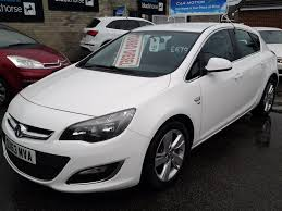 vauxhall astra automatic used vauxhall astra sri white cars for sale motors co uk