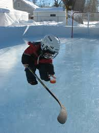 greg u0027s dream his own backyard rink this may be a reality on a