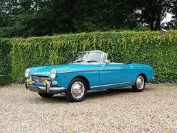 peugeot 404 coupe 1966 peugeot 404 classic driver market