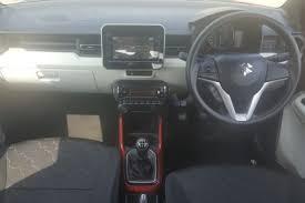 Suzuki Ignis Interior Maruti Suzuki Ignis Review Unconventional Funky But Should You