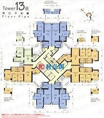 ocean shores floor plan ricadata tower 13 phase 3 ocean shores