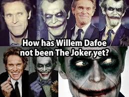 Jared Leto Meme - willem dafoe jared leto meme by sylasism memedroid