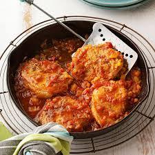southwestern pineapple pork chops recipe taste of home