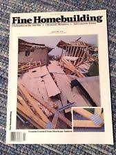 Fine Woodworking Magazine 230 Pdf by Fine Homebuilding Books Ebay