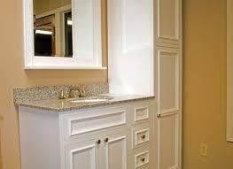 Small Bathroom Vanity With Storage Stunning Small Bathroom Storage Cabinet Bathroom Storage Cabinets