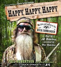 happy happy happy audiobook on cd by phil robertson alan