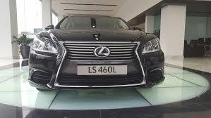 lexus xe hay lexus ls 460l xe sang của những thương gia ưa chuộng nhất