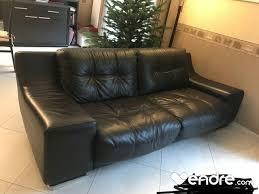 canapé 2m canapé cuir marron de 2 2m en très bon état vendre com