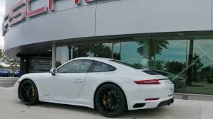porsche targa white 2017 carrara white porsche 911 carrera gts 450 hp porsche west