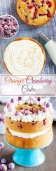 Cranberry For Thanksgiving Orange Cranberry Cake The Pkp Way