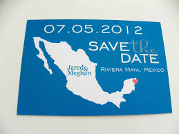 save the dates postcards mexico save the date postcards set of 48 destination wedding