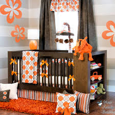 Yellow And Gray Crib Bedding Set And Modern Nursery Bedding Editeestrela Design
